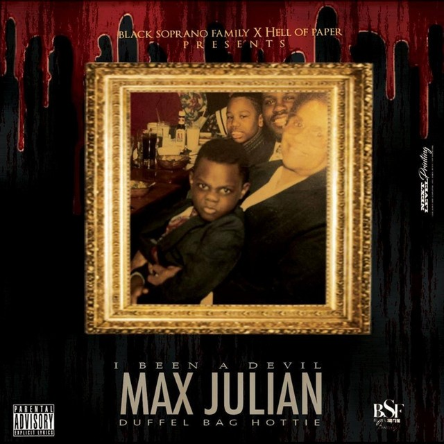 Duffel Bag Hottie – Max Julian