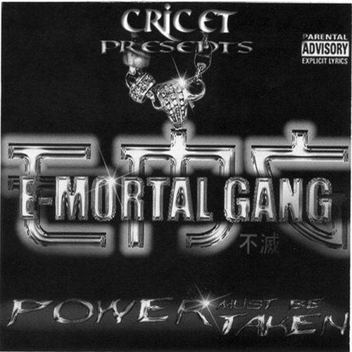 E-Mortal Gang – Power Must Be Taken