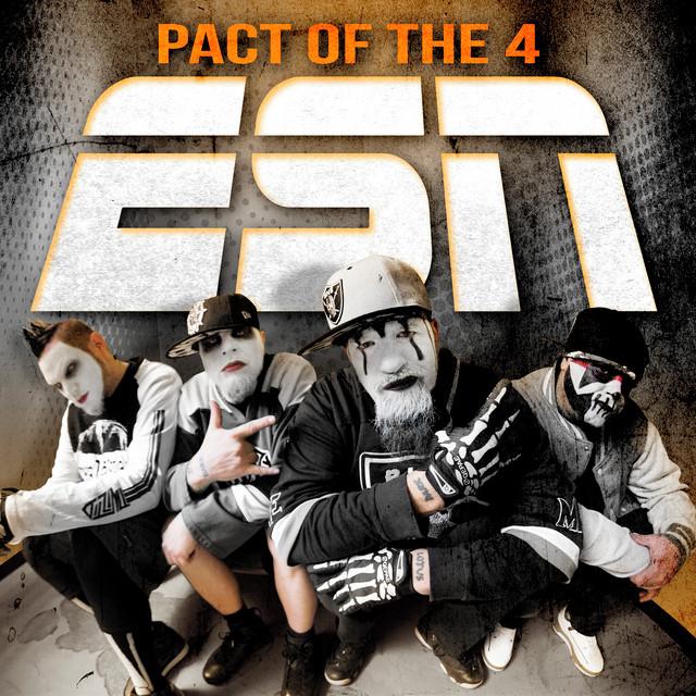 Eastside Ninjas, ABK, Blaze Ya Dead Homie & Twiztid – Pact Of The 4