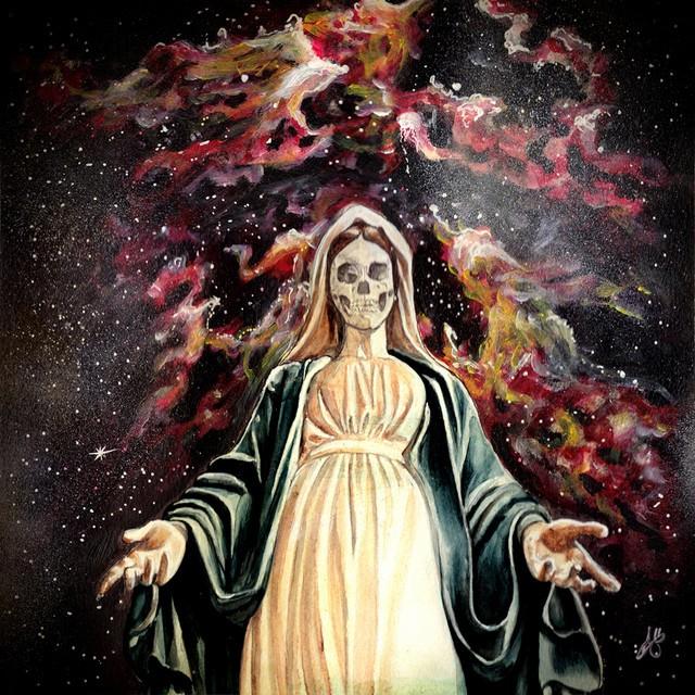 Elcamino & Bozack Morris – Saint Muerte