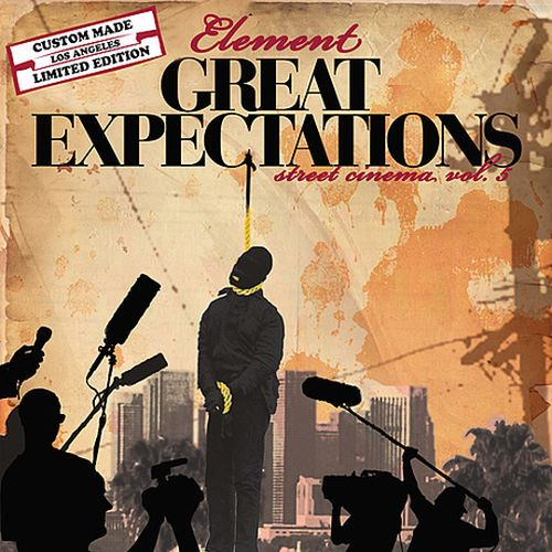 Element (of Custom Made) – Great Expectations