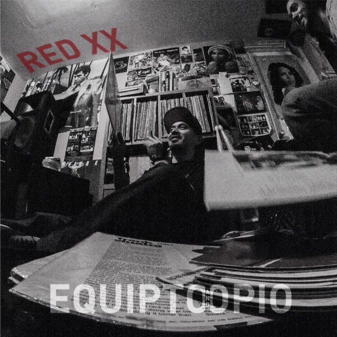 Equipto & Opio - Red XX