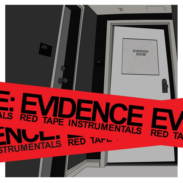Evidence – Red Tape Instrumentals