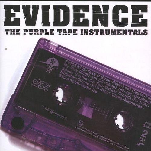 Evidence - The Purple Tape Instrumentals