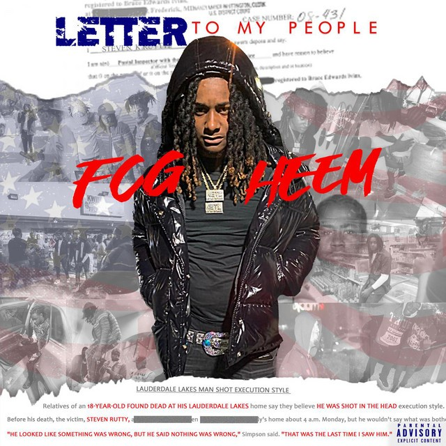 FCG Heem – Letter To My People