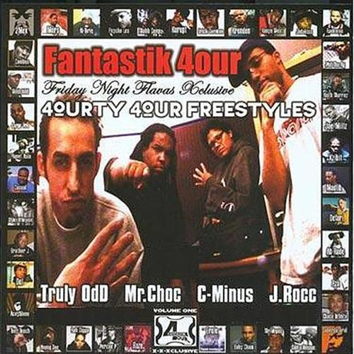 Fantastik 4our – 4ourty 4our Freestyles