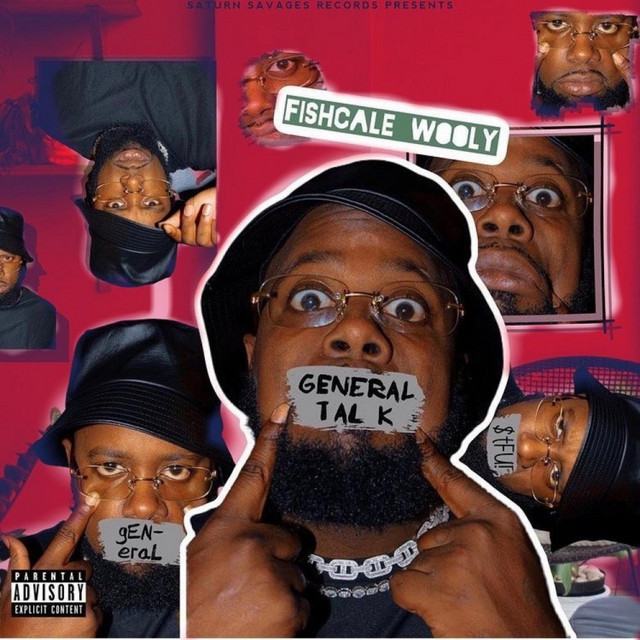 Fishscale Wooly – General Talk Deluxe