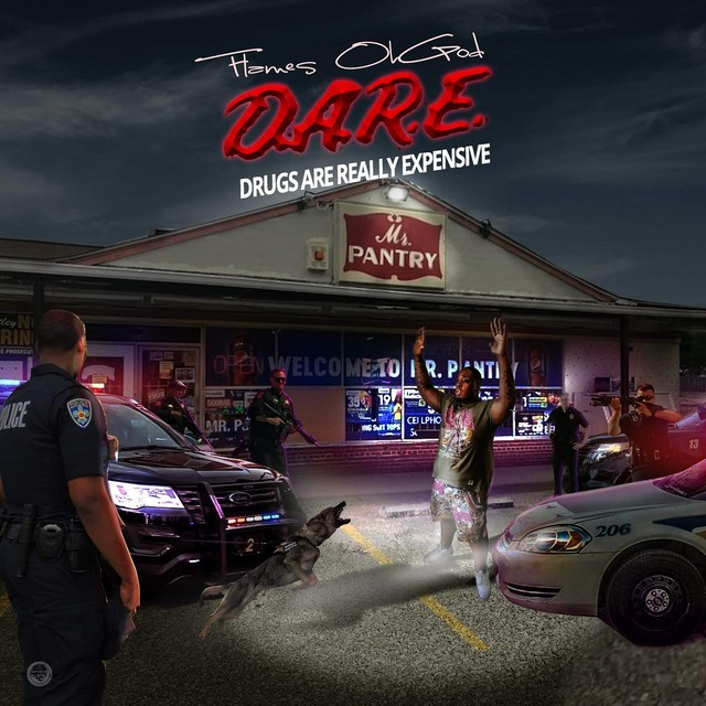 Flames OhGod – D.A.R.E. (Drugs Are Really Expensive)
