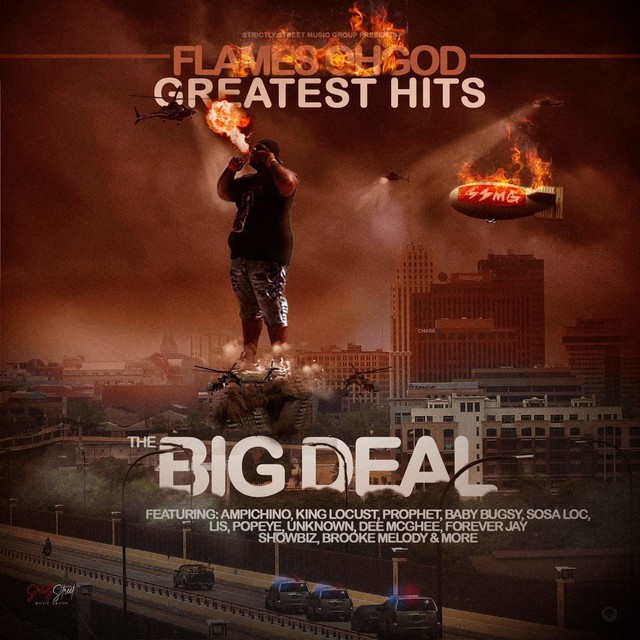 Flames OhGod – The Big Deal Greatest Hits