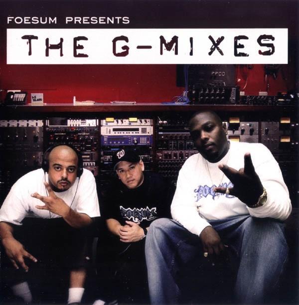 Foesum – The G-Mixes