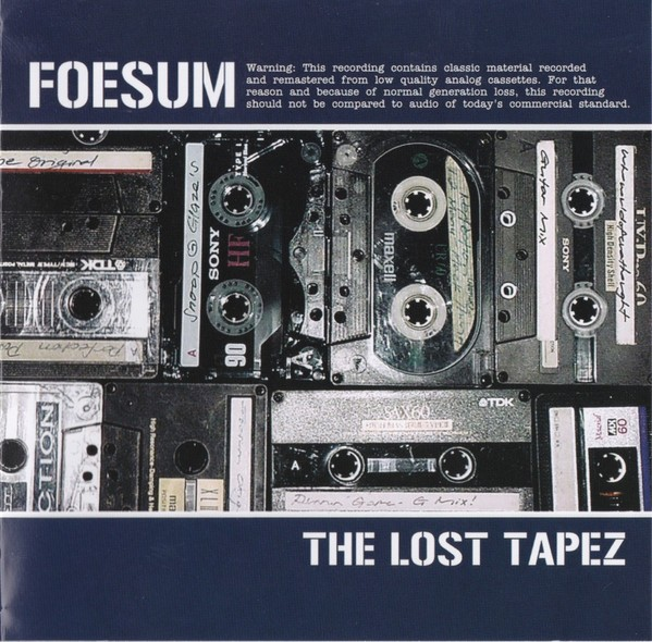 Foesum – The Lost Tapez