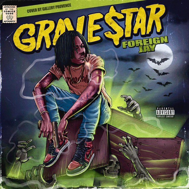 Foreign Jay – Grave Star