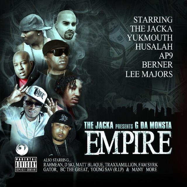 G Da Monsta – The Jacka Presents: G Da Monsta – Empire