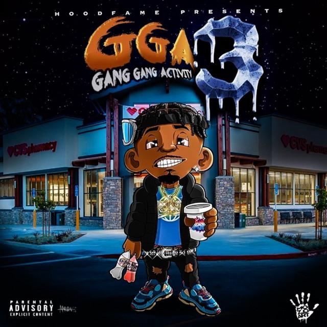 G$ Lil Ronnie – Gga 3 (Gang Gang Activity)
