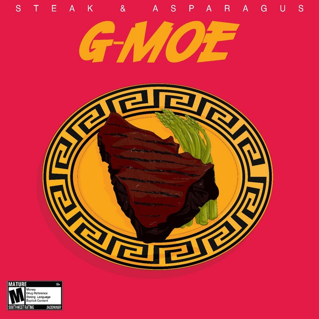 G-Moe – Steak & Asparagus