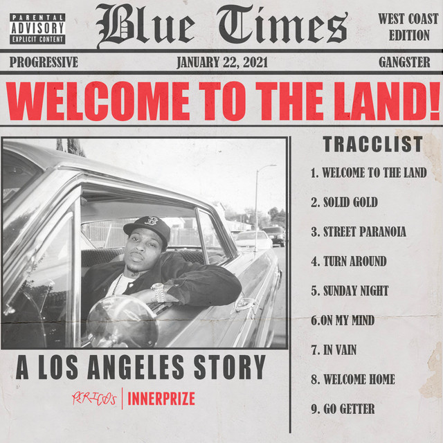G Perico – Welcome To The Land