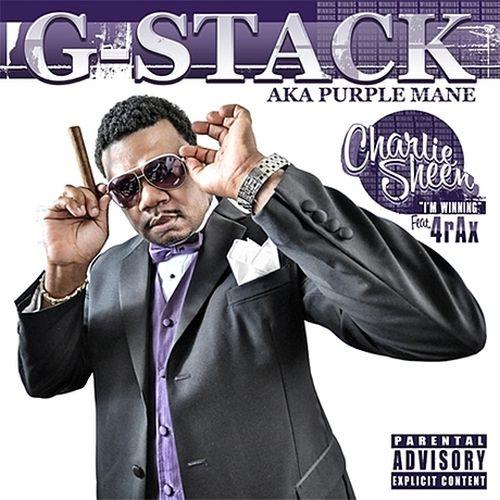 G-Stack – Charlie Sheen (Maxi Single)