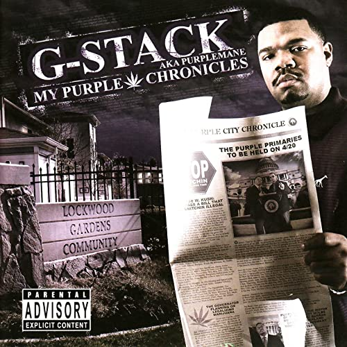 G-Stack - My Purple Chronicles