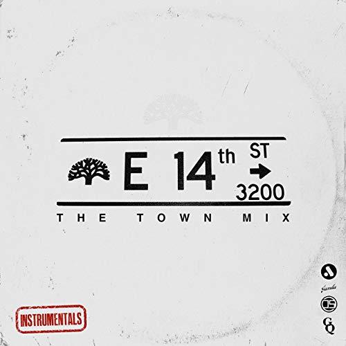 GQ – E 14th: The Town Mix Instrumentals