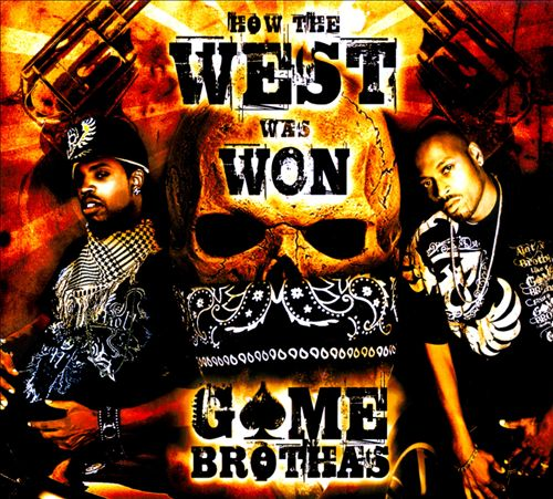 Game Brothas – How The West Was Won