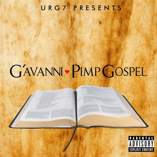 G'avanni – Pimp Gospel (URG7 Presents)
