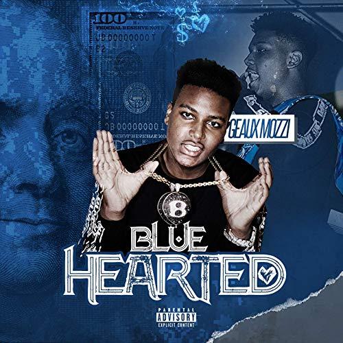 Geauxmozzi – Blue Hearted