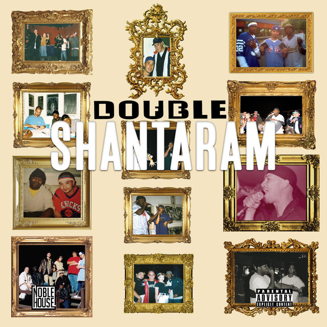 Gennessee & L*Roneous – Shantaram (LP)
