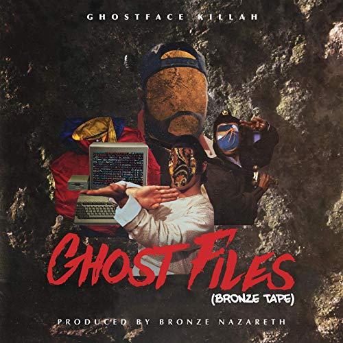 Ghostface Killah – Ghost Files – Bronze Tape