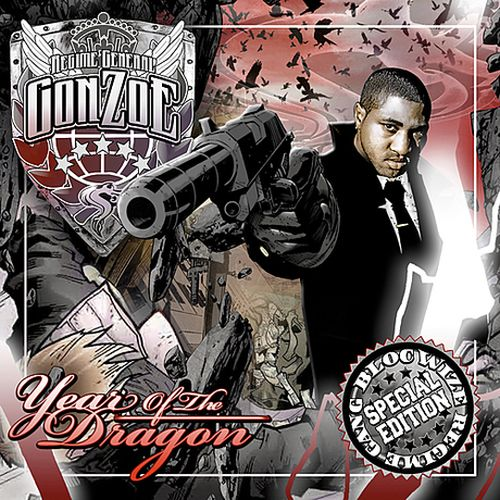Gonzoe - Year Of The Dragon