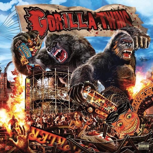 Gorilla Twins, ILL Bill & Nems – Gorilla Twins