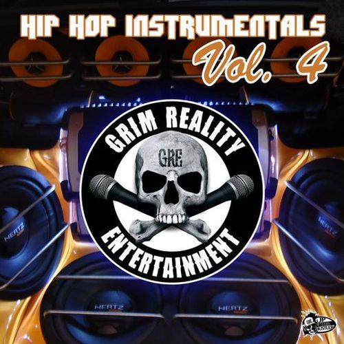 Grim Reality Entertainment – Hip Hop Instrumentals, Vol. 4
