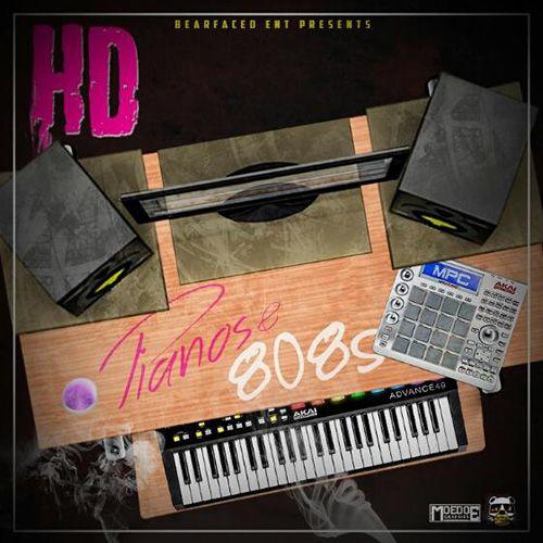 HD - Pianos & 808s