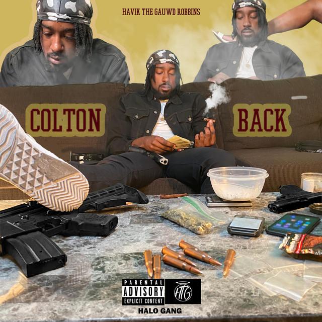 Havik The Gauwd Robbins – Colton Back