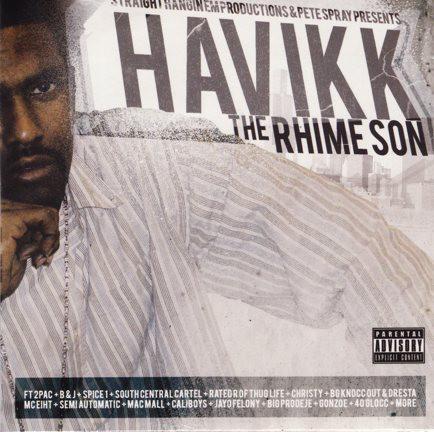 Havikk The Rhime Son – The Rhime Son