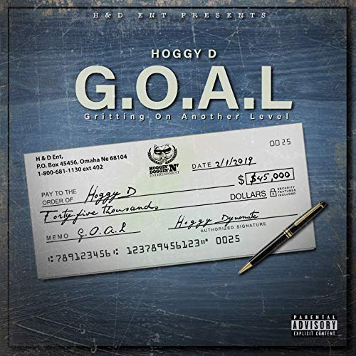 Hoggy D – G.O.A.L (Gritting On Another Level)