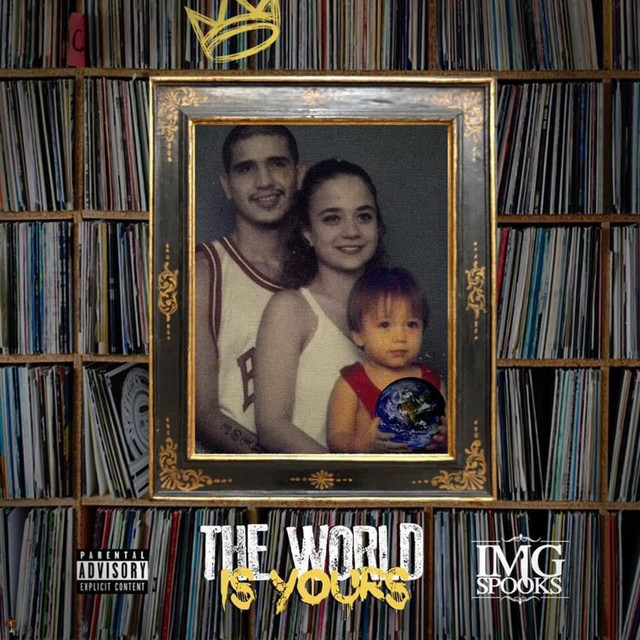 IMG Spooks – The World Is Yours