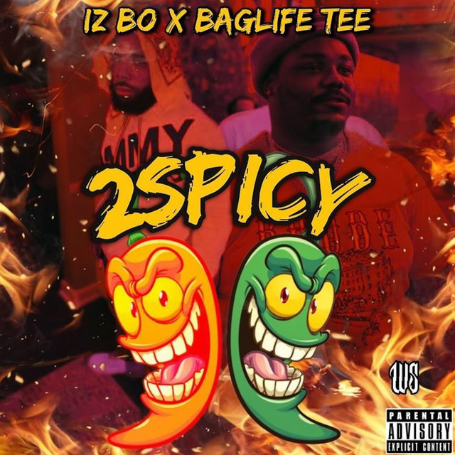 IZ BO & Baglife Tee – 2 Spicy
