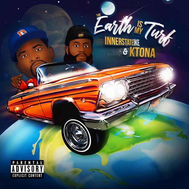 Innerstate Ike & Ktone – The Earth Is My Turf