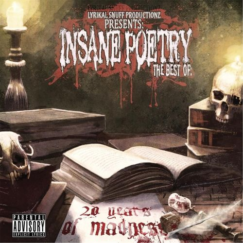 Insane Poetry – 20 Years Of Madness