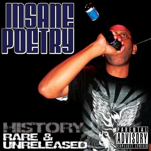 Insane Poetry - History Rare & Unreleased