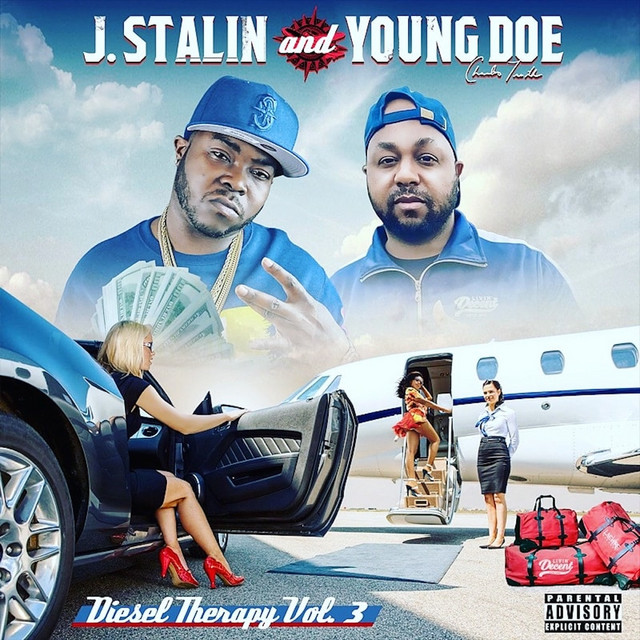 J. Stalin & Young Doe - Diesel Therapy 3