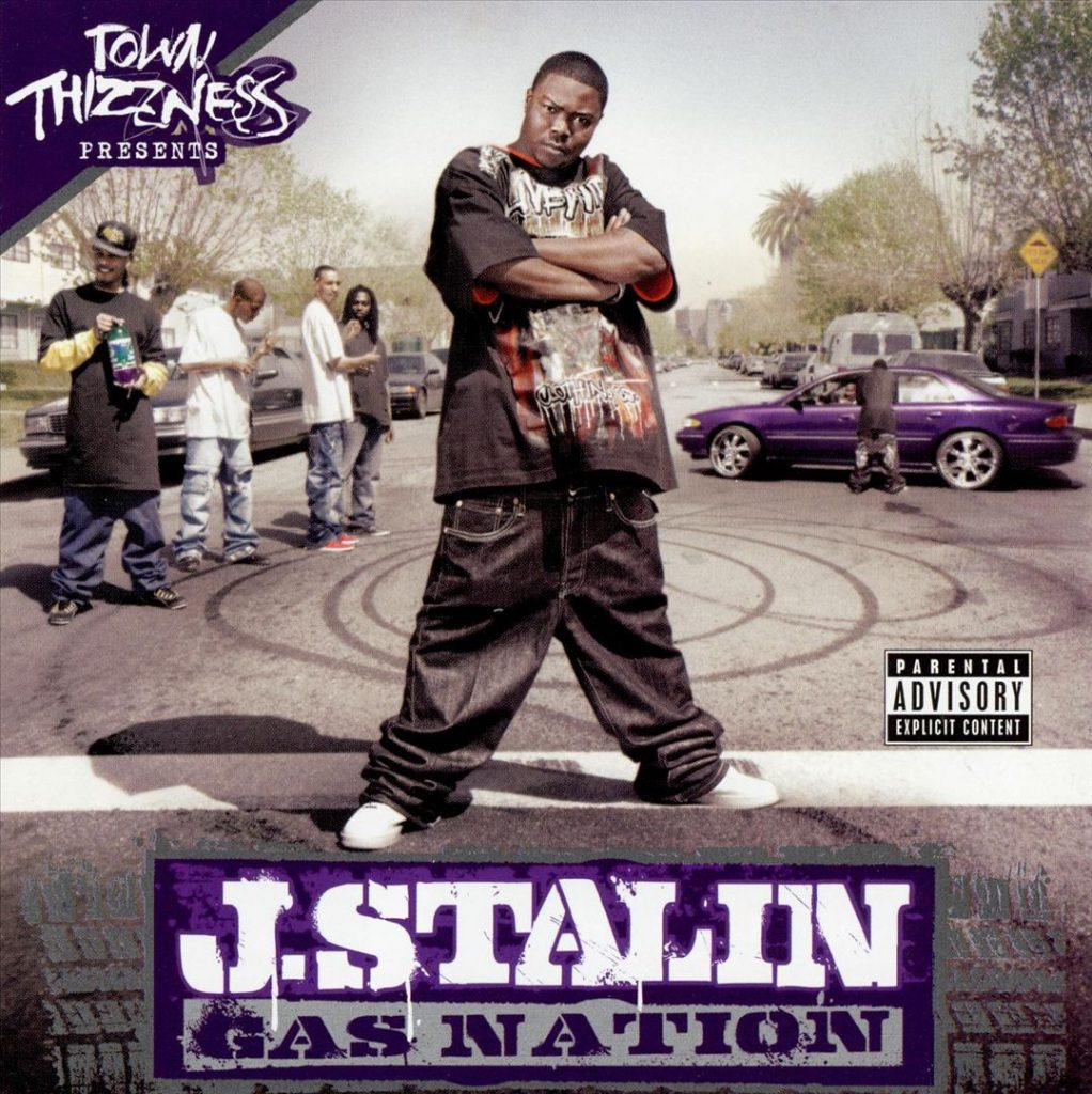 J.Stalin - Gas Nation (Front)