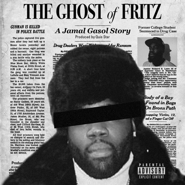 Jamal Gasol – The Ghost Of Fritz
