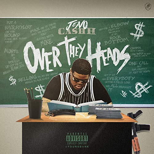 Jeno Cashh – Over They Heads
