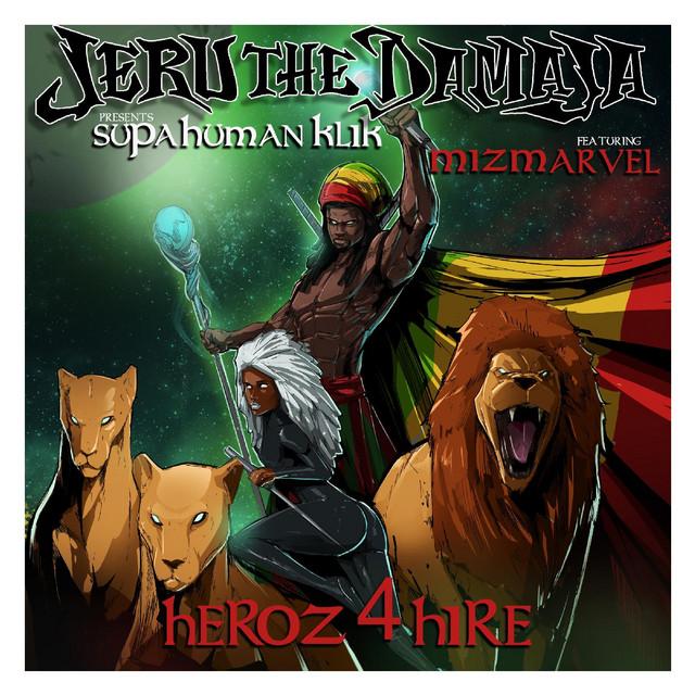 Jeru The Damaja – Heroz4hire