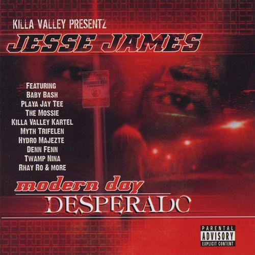 Jesse James - Modern Day Desperado