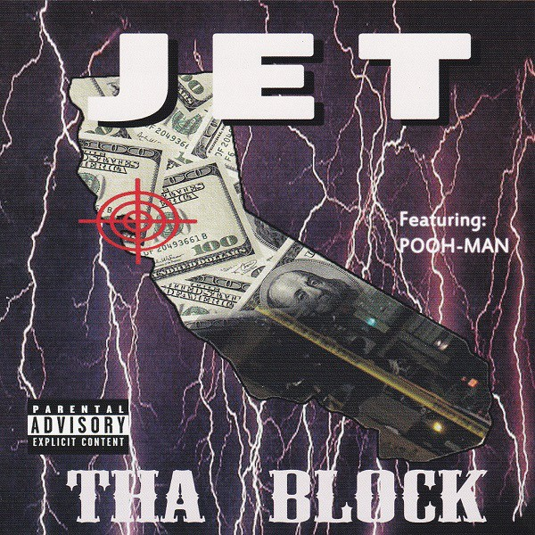 Jet - Tha Block (Front)