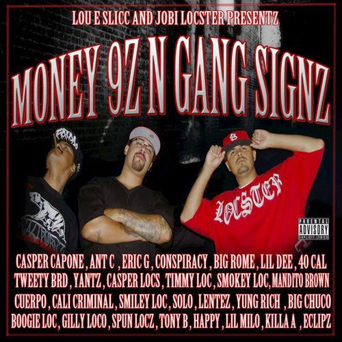 Jobi Locster & Lou E Slicc – Money 9'z N Gang Signz