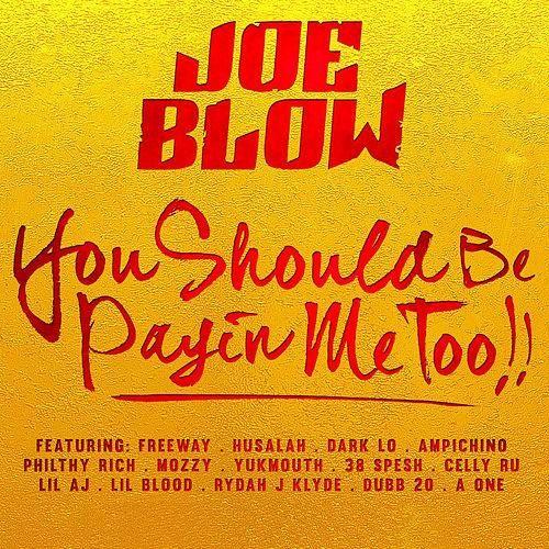 Joe Blow – You Should Be Payin Me Too!!