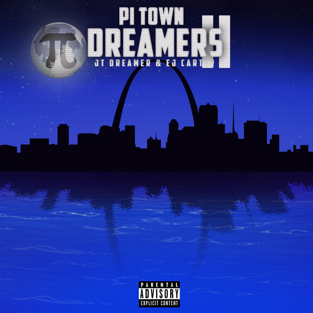Jt Dreamer & E.J. Carter – Pi Town Dreamers II